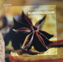 Grassauer Blechbläser - Rundumadum, CD