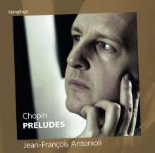Frederic Chopin (1810-1849): Preludes Nr.1-25, CD
