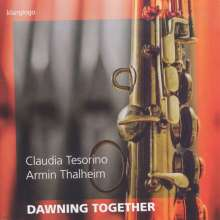"Musik für Saxophon & Orgel ""Dawning Together"", CD"