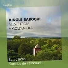 Jungle Baroque, CD