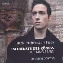 Jermaine Sprosse - Im Dienste des Königs, CD