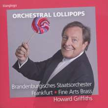 Brandenburgisches Staatsorchester Frankfurt - Orchestral Lollipops, CD