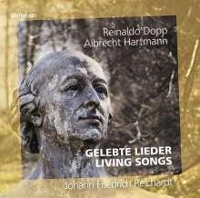 Johann Friedrich Reichardt (1752-1814): Gelebte Lieder, CD