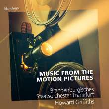Brandenburgisches Staatsorchester Frankfurt - Music From the Motion Pictures, CD