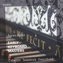 Agnes Ratko - Early Keyboard Masters, CD