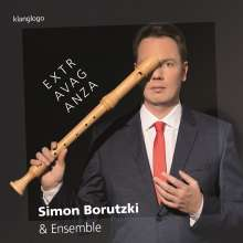 Simon Borutzki & Ensemble - Extravaganza, CD