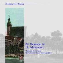 Thomanerchor Leipzig - Die Thomaner im 19.Jahrhundert, CD