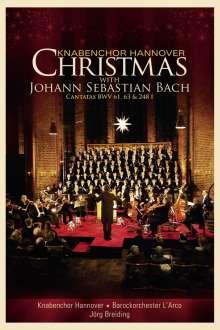 Knabenchor Hannover - Christmas with Johann Sebastian Bach, DVD
