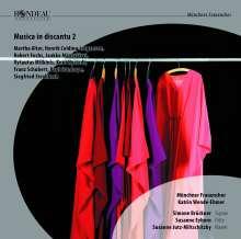 Müchner Frauenchor - Musica in Discantu 2, CD