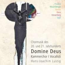 Kammerchor I Vocalisti - Domine Deus, CD