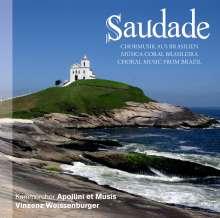 Apollini et Musis - Saudade (Chormusik aus Brasilien), CD