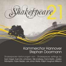 Kammerchor Hannover - Shakespeare 21, CD