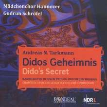 Andreas Nicolai Tarkmann (geb. 1956): Didos Geheimnis, 2 CDs