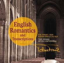 Tobias Frank - English Romantics and Transcriptions, CD
