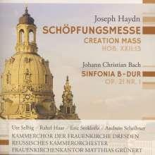 "Joseph Haydn (1732-1809): Messe Nr.13 ""Schöpfungsmesse"", CD"