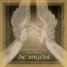 Collegium Vocale Hannover - De Angelis, CD