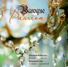 Baroque Passion - Barocke Flötensonaten, CD