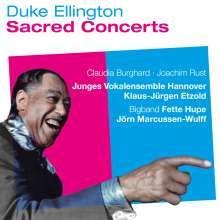 Duke Ellington (1899-1974): Sacred Concerts, CD