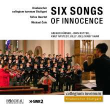 Collegium Iuvenum Stuttgart - Six Songs of Innocence, CD