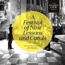 Neuer Knabenchor Hamburg & Rufus Beck - A Festival of Nine Lessons and Carols, CD