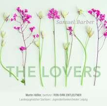 Samuel Barber (1910-1981): The Lovers op.43, CD