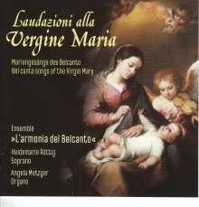 """Ensemble """"L'armonia del Belcanto"""" - Laudazioni alla Vergine Maria, CD"""