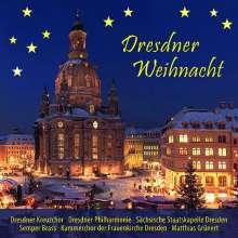 Dresdner Kreuzchor - Dresdner Weihnacht, CD