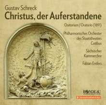 Gustav Schreck (1849-1918): Christus,der Auferstandene, 2 CDs
