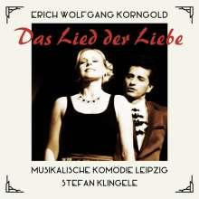 Erich Wolfgang Korngold (1897-1957): Das Lied der Liebe, CD