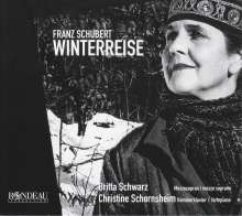 Franz Schubert (1797-1828): Winterreise D,911, CD