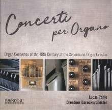 Concerti per Organo, CD