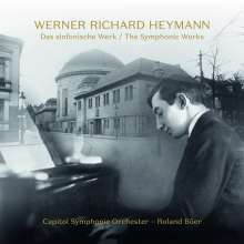 Werner Richard Heymann (1896-1961): Symphonische Werke, CD