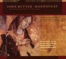 John Rutter (geb. 1945): Magnificat, CD