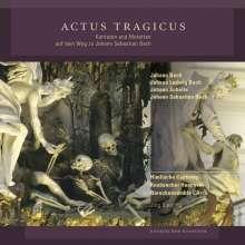 Actus Tragicus (Kantaten & Motetten auf dem Weg zu J.S.Bach), CD