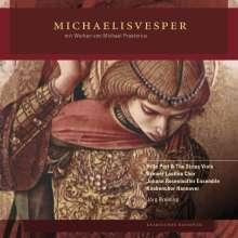 Michael Praetorius (1571-1621): Michaelisvesper, SACD