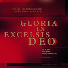 Knabenchor Hannover - Gloria in Excelsis Deo, CD