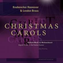 Knabenchor Hannover - Christmas Carols, CD