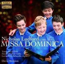 Nicholas Ludford (1485-1557): Missa Dominica, CD