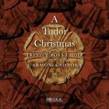 A Tudor Christmas, CD