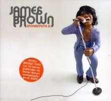James Brown: Dynamite X, CD