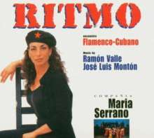 Maria Serrano: Ritmo, CD
