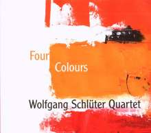 Wolfgang Schlüter (1933-2018): Four Colours: Live At The Fabrik, Hamburg, CD