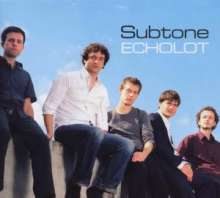 Subtone: Echolot, CD