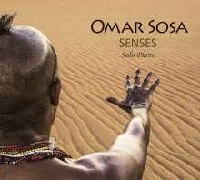 Omar Sosa (geb. 1965): Senses: Solo Piano, CD