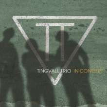 Tingvall Trio: In Concert: European Tour, Fall 2012, CD