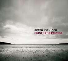 Peter Weniger (geb. 1964): Point Of Departure, CD