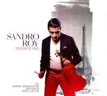 Sandro Roy (geb. 1994): Souvenir De Paris, CD
