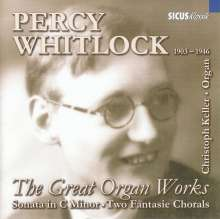Percy Whitlock (1903-1946): Orgelwerke, CD
