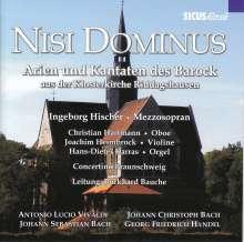 Arien und Kantaten des Barock aus der Klosterkirche Riddagshausen, CD