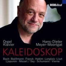 Hans-Dieter Meyer-Moorgat - Kaleidoscop (Klavier- & Orgeleinspielungen), CD